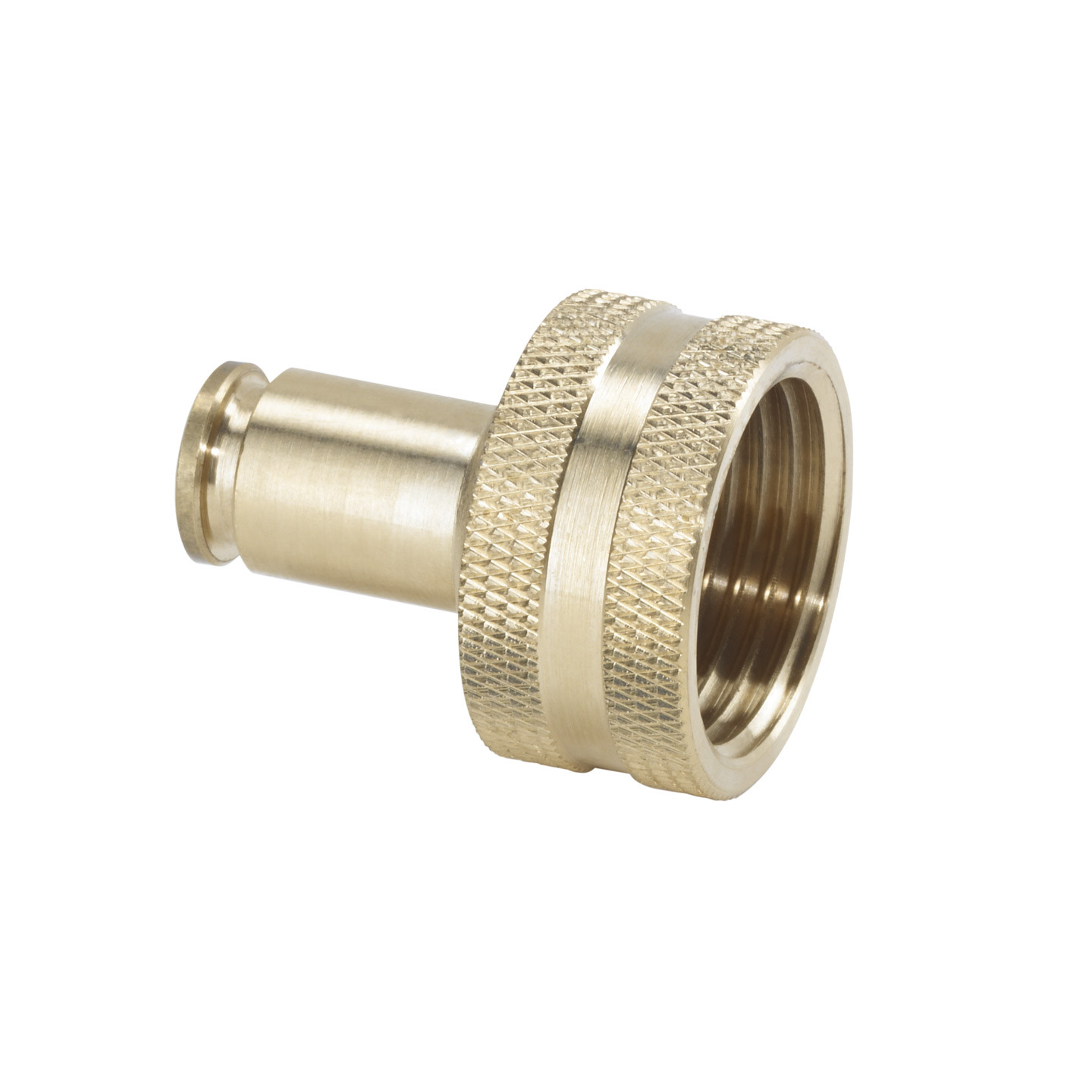 Hose adapter for hose
