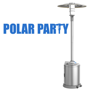 18V Music, Misting, & Light Tower - POLAR PARTY™