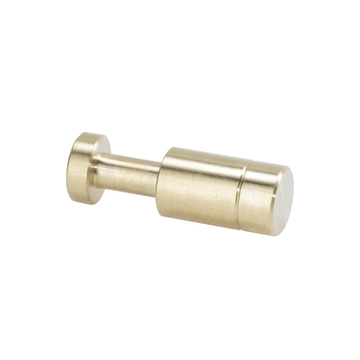 3/8 in. Brass Slip Lock End Plug
