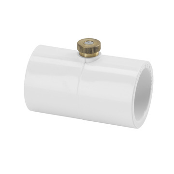 1/2 in. PVC Connector with Nozzle