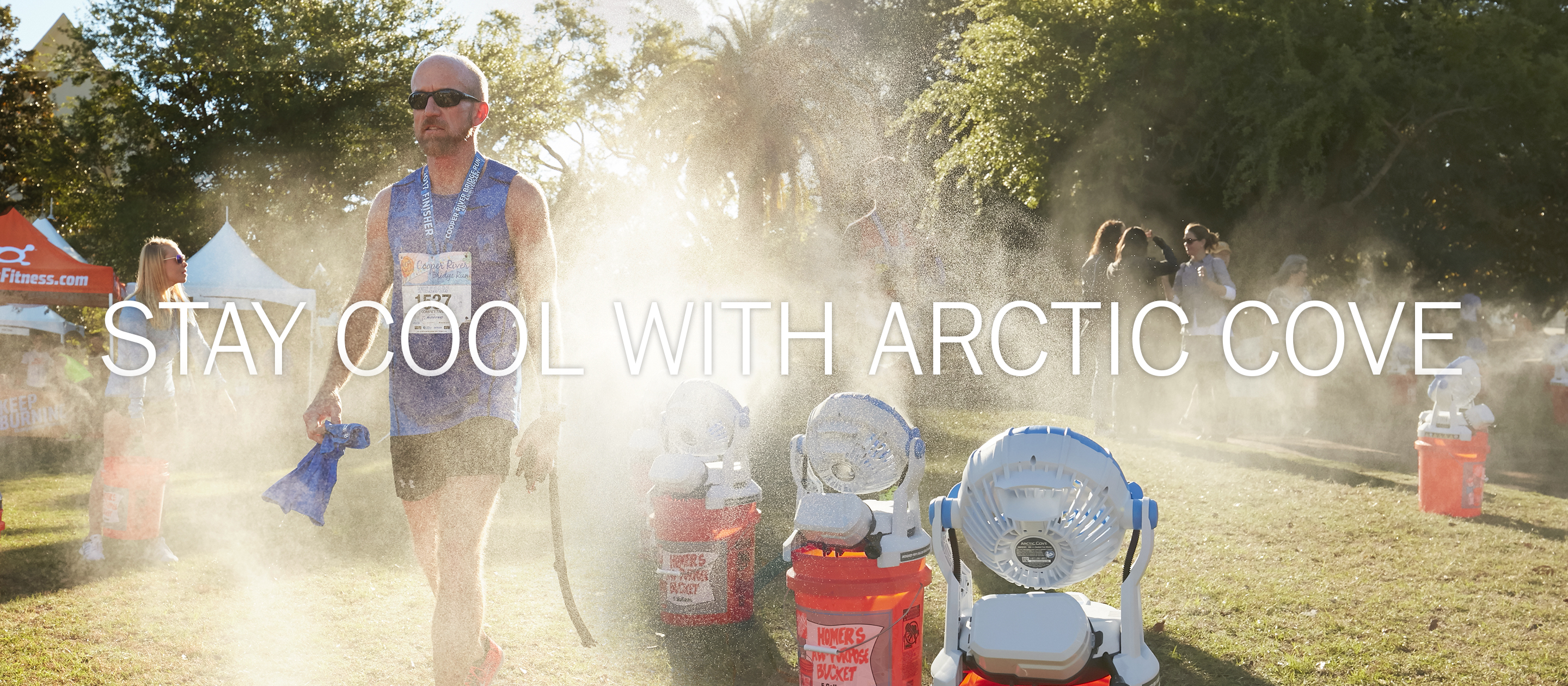 Stay cool with Arctic Cove